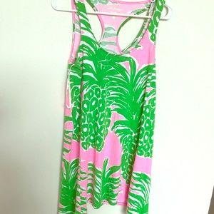 Fun Pineapple Lilly Pulitzer Dress